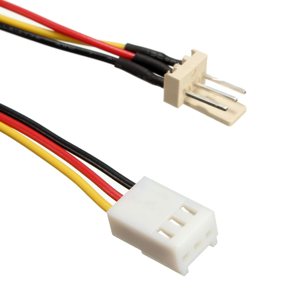 Philippines 3 Pin Male To Female Cooling Fan Extension Adapter Power 3pin 2pin Y Cable Splitter Wire On Wires For Pc Computer