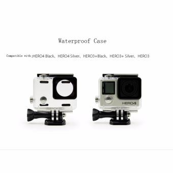 30M Waterproof Case for GoPro HERO3 HERO4 Protective Housing CaseAccessories Price Philippines