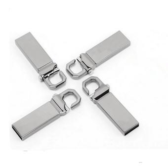 32GB USB 3.0 Hot Sale Waterproof Usb Flash Drive Mini Metal PenDrive Metal usb Flash Memory Stick-silver - intl - 4