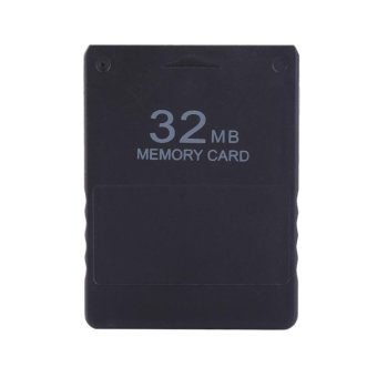 32M PS2 Memory Card High Speed for Sony PlayStation 2 Accessories -intl