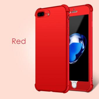 360 Armor Series Case for Apple iPhone 7 Plus(Red)