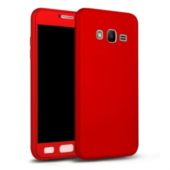 360 Armor Series Case for Samsung Galaxy J2 Prime (Red) Price Philippines