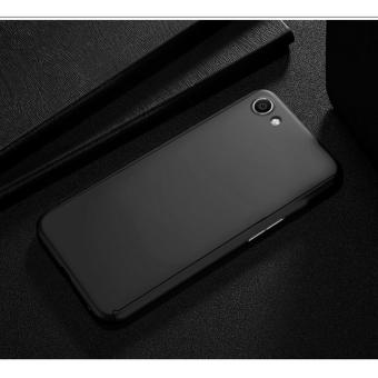 360 Degree Full Body Defender Case for Oppo F3 with Free TemperedGlass (Black) Price Philippines