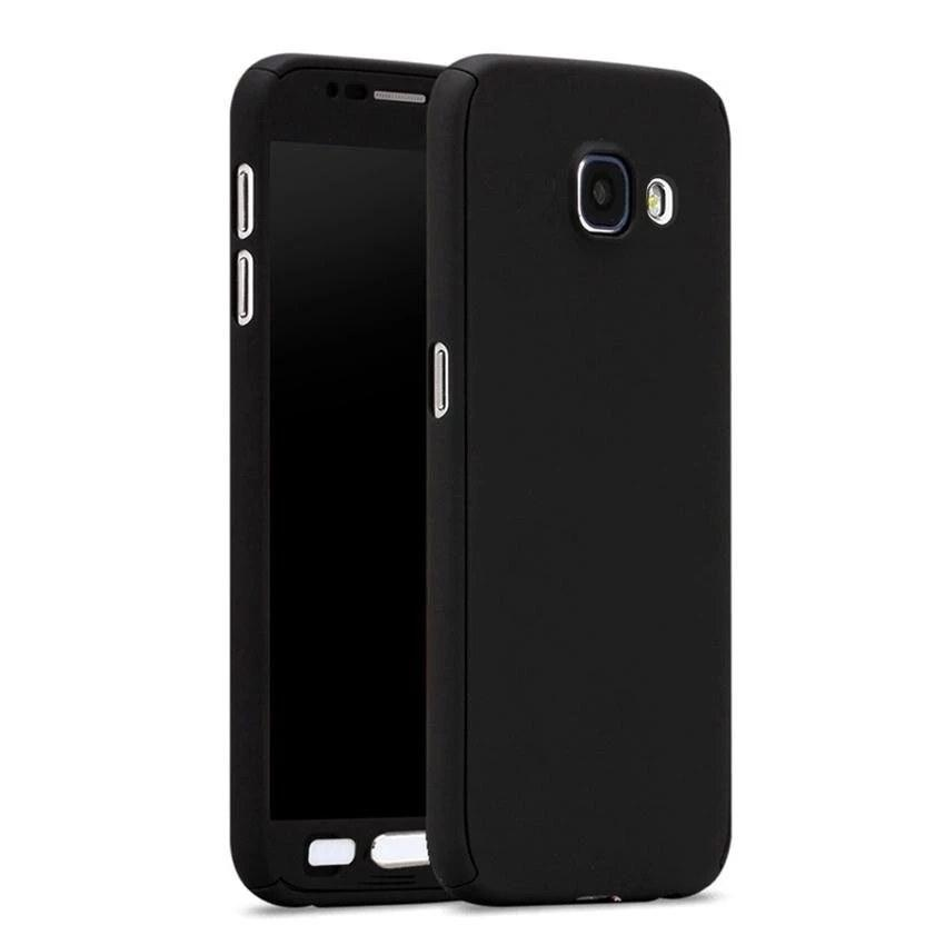 360 Full Body Coverage Protection Hard Slim Ultra-thin Hybrid Case Cover & Skin with ...