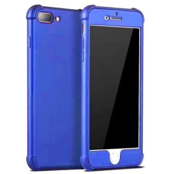 360 Shockproof Case for Apple iPhone 6 Plus/6s Plus (blue)