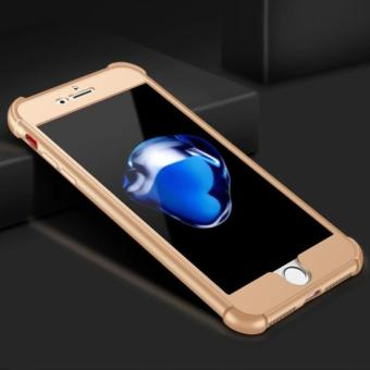 360 Shockproof Case for Apple iPhone 6 Plus/6s Plus (gold)