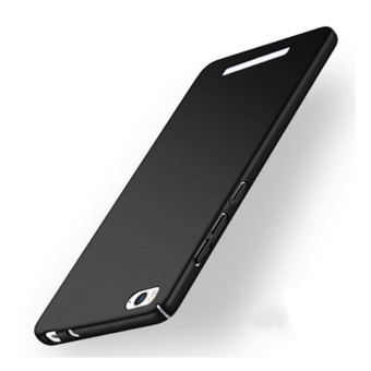 360 ultra-thin matte PC hard Case Cover For Xiao m i Mi4i(4c(Black) - intl
