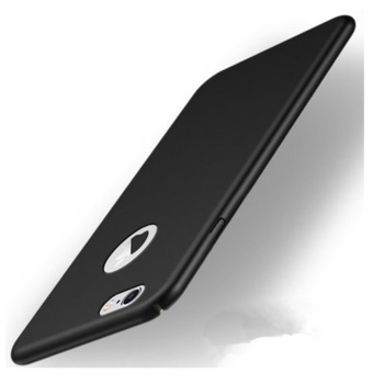 360 ultra-thin matte PC hard Cover Case For iPhone 6 Plus(6s Plus(Black) - intl