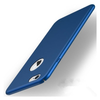 360 ultra-thin matte PC hard Cover Case For LG G6(Blue) - intl