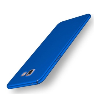 360 ultra-thin matte PC hard Cover Case For S amsung Galaxy A52017(A520F(Blue) - intl
