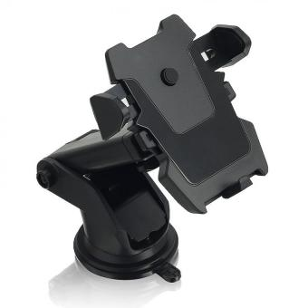 360degree Car Windshield Mount Cellphone Holder Bracket Stands for iPhone5 4S samsung Smartphone