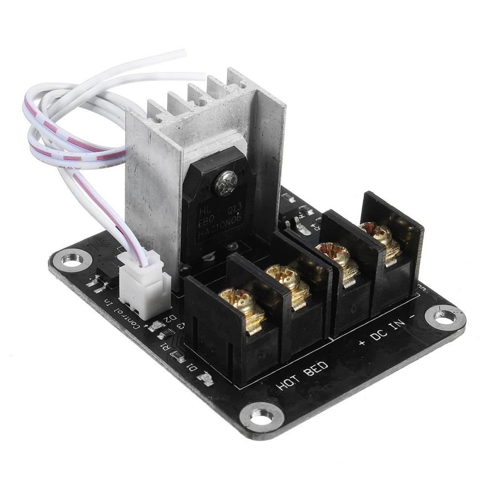 Philippines 3d Printer Heated Bed Power Module High Current 210a Ramps 14 Mosfet Upgrade Intl