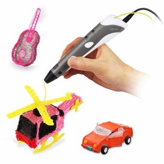 3D Printing Drawing Pen,Doodle Model Maker,Originality CreativeGift for Kids&Adults - intl - 3