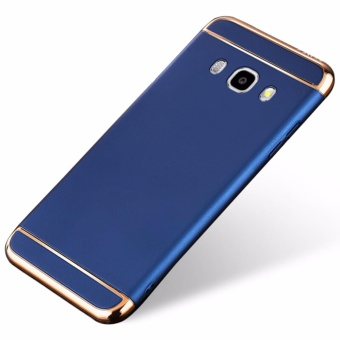 3in1 Ultra-thin Electroplated PC Back Cover Case for Samsung Galaxy J2 Prime G532 - intl