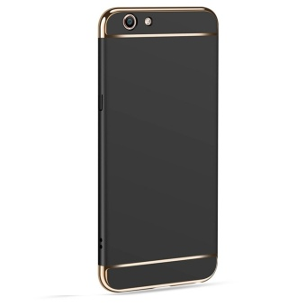 3in1 Ultra-thin Electroplated PC Back Cover Case for Vivo Y53 - intl