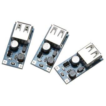 3pc DC Step-up Boost Module USB Power Boost Circuit Board 0.9V 5Vto 5V 60 - intl - 2