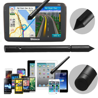 3PCS 2in1 Capacitive Touch Screen Pen Stylus For iPhone iPad Samsung PC Tablet GPS