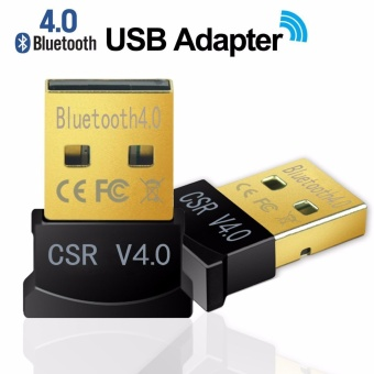 4.0 Bluetooth Adapter Usb Bluetooth Audio Receiver CSR4.0 + EDR -intl