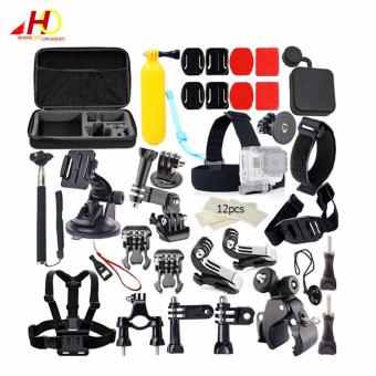 40 in 1 Accessories Kit for Action Camera Go Pro GoPro 1 2 3 3+ 4
