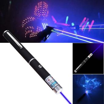 405nm 5mW Violet Purple Blue Ray Blue Laser Pointer Pen