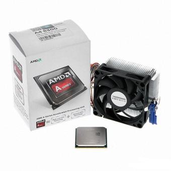 4GB AMD A4 6300 Desktop CPU