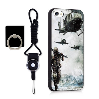 4S/iphone4s cool silicone men drop-resistant protective case phone case