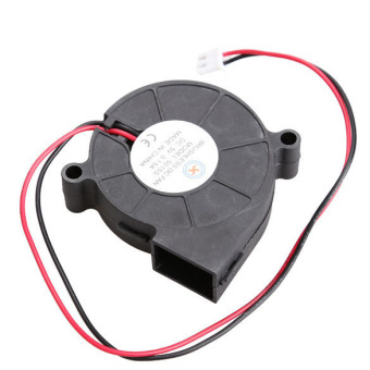 5015S 5V 0.07A Black Brushless DC Cooling Blower Fan 50x15mm New - picture 2