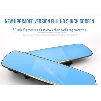 5.0'' FULL HD 1080 VEHICLE BLACK BOX DVR Dush Cam WITH NIGTH VISION - 3