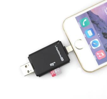 512GB Smartphone Otg USb Pen Drive Lightning/Usb Flash Drive Foriphone 5/6/