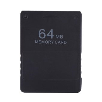 64M PS2 Memory Card High Speed for Sony PlayStation 2 Accessories -intl