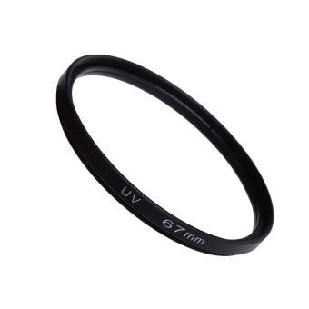 67mm UV Ultra-Violet Filter Lens protector for Digital CameraNikon/Canon (Intl) - 4