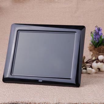 8'' HD TFT-LCD Digital Photo Frame Clock MP3 MP4 Movie Player (Intl)