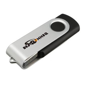 8GB USB 2.0Flash Memory Stick Thumb Drive U-Disk Storage Pen Silver - picture 2