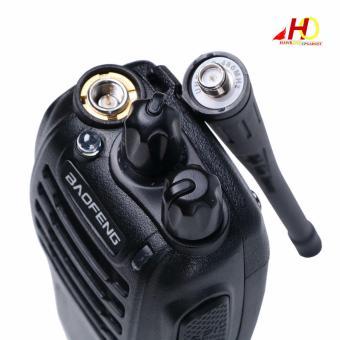 8PCS Baofeng BF-888S 5W 16Ch 400-470MHz Interphone Two-Way RadioWalkie Talkie BF888S (Black) - 3