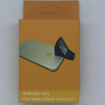 90 Degree Periscope Lens for Mobiles (Black)