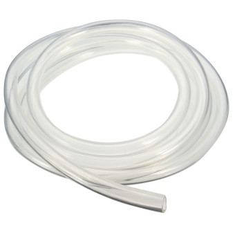 9.5x12.7mm 2M Transparent Computer PC Water Cooling Soft PVC Tube