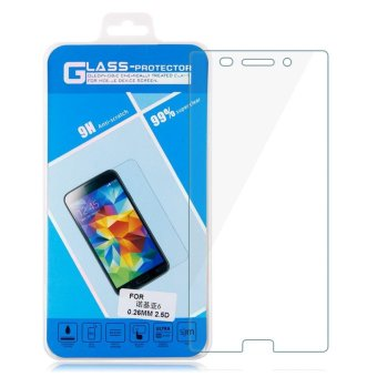 9H+ Premium Tempered Glass Screen Protector Guard Film for Nokia 6- intl - 5