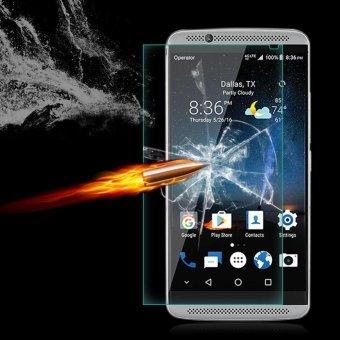 ... 9H+ Premium Tempered Glass Screen Protector Guard Film for ZTE Axon7 - intl - 3 ...