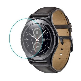 9H Tempered Glass Screen Protective Film for Samsung Gear S2 Classic - intl