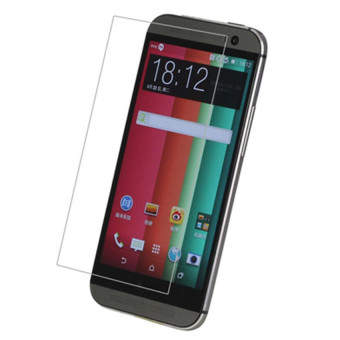 9H Tempered Glass Screen Protector For HTC M8 - 2