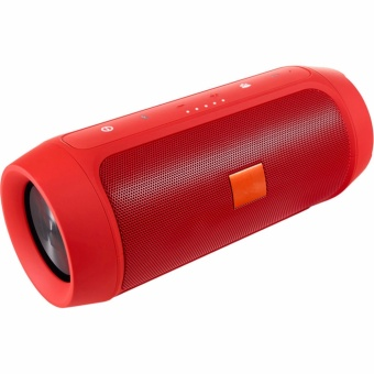 A-K Splashproof Subwoofer Portable Bluetooth Speaker jbl -02 (Red) Price Philippines