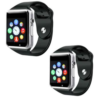 A1 Bluetooth Smart Watch With SIM Phone Call ,For iPhone andAndroid Smartphones,Anti-lost,Activity Tracking, Sleep Monitoring