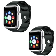 A1 Bluetooth Smart Watch With SIM Phone Call ,For iPhone andAndroid Smartphones,Anti-