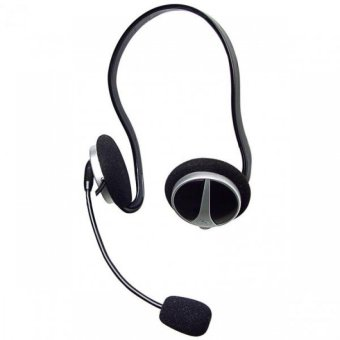 A4Tech HS-5P 97dB Multimedia Stereo Headset/Headphones withMicrophone Price Philippines