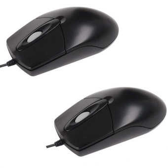 A4Tech OP-720D PS2 Optical Mouse Set of 2 Price Philippines