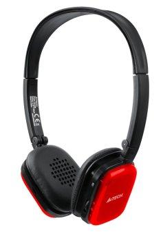 A4Tech RH-200-4 Wireless HD Headset (Red)