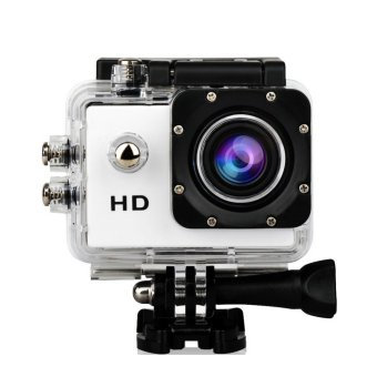 A7 Action Sports Camera (White)