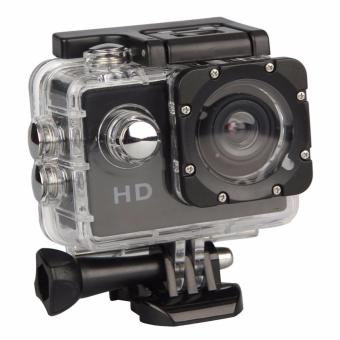 A7 Ultimate Sports Action Cam Under Water Extreme (Black) with FREEYunTeng YT-188 Universal Monopod for Mobile Phones and SportsCameras (Black) - 4