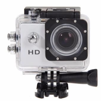 A7 Ultimate Sports Action Cam Under Water Extreme (Silver)