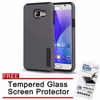 A9 pro incipio case with FREE Tempered glass(grey)